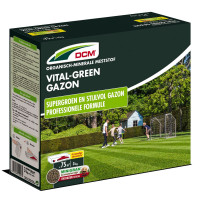 DCM MESTSTOF VITAL-GREEN GAZON (MG) (3 KG) (SD)
