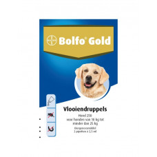 BOLFO GOLD HOND 250 2 PIP