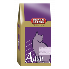 BENTO KRONEN NUTRITIONAL BALANCE CAT ADULT 10 KG KIP