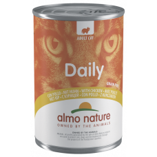 ALMO NATURE KAT DAILY MENU 400 G KIP