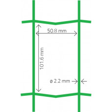GAAS, GARDENPLAST CLASSIC - 1.02M X 5M
