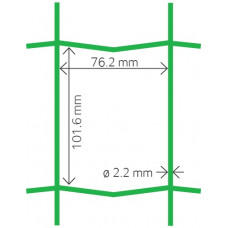 GAAS, GARDENPLAST LIGHT - 1.02M X 25M