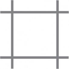 GAAS, GELAST VERZINKT 12.7/0.65 - 0.50M X 2,5M
