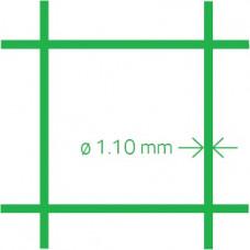 GAAS, GELAST GROEN 12.7/0.9 - 0.51M X 2.5M