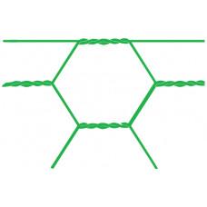 GAAS, ZESKANT GROEN 13/1.0 - 0.50M X 2.5M