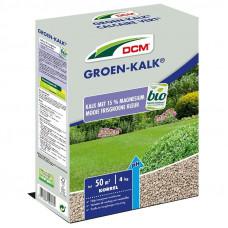 DCM GROEN-KALK (K) (4 KG) (SD)