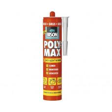 BISON POLY MAX EXPRESS GRIJS CRT 425G*12 NL