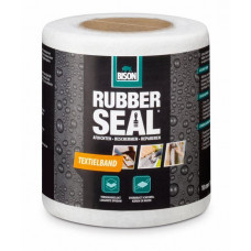 BISON RUBBER SEAL TEXTIELBAND 10CMX10M*6 NLFR