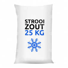 STROOIZOUT / WEGENZOUT 25 KG/ZAK