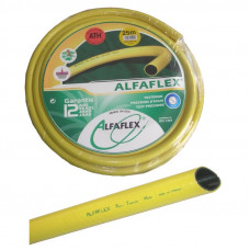 "ALFAFLEX SLANG GEEL 3/4"" (=19MM), 25M."