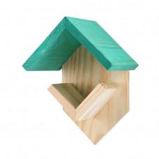 BIRD GIFT PINDAKAAS FEEDER KLEIN (12)